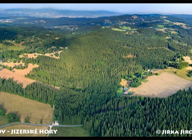 Karlov a Horní Maxov – Jizerské hory /J442
