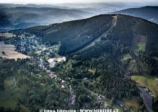 Albrechtice v Jizerských horách a Špičák /J352