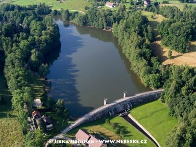 Vodní nádrž Fojtka /J390