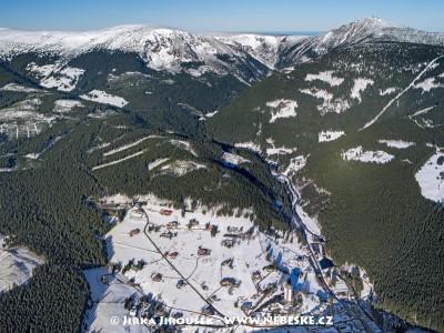 Pec pod Sněžkou a Obří důl /J607