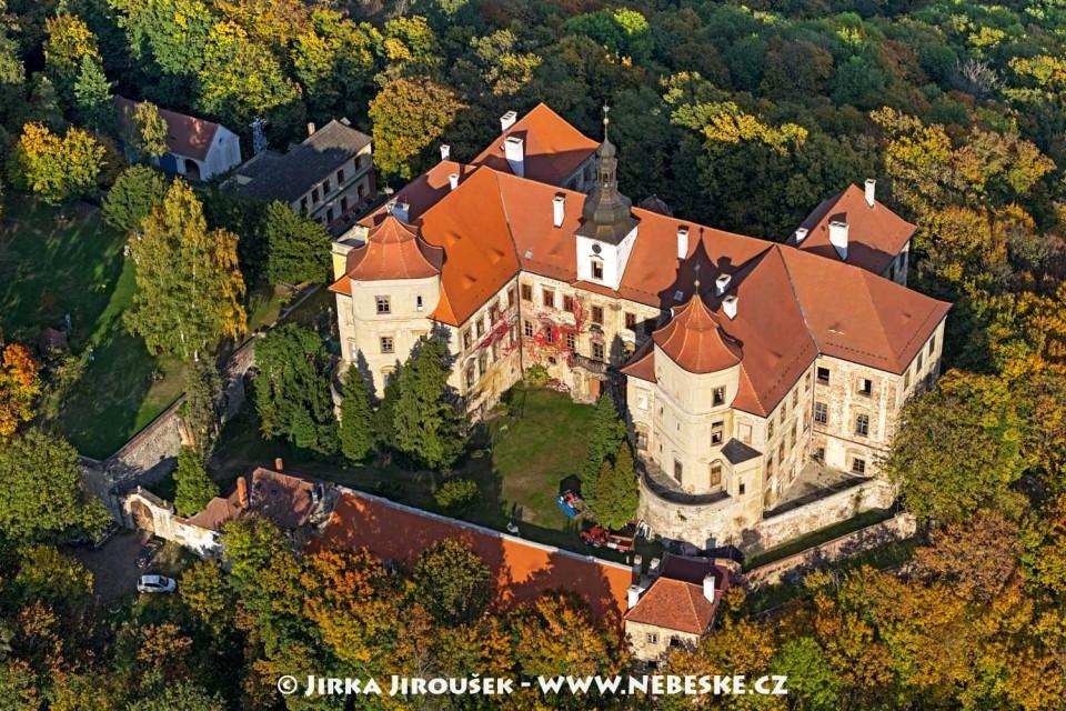 Zámek Jezeří – Horní Jiřetín /J836
