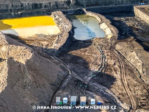 Důl ČSA řečený Armáda u Mostu /J183