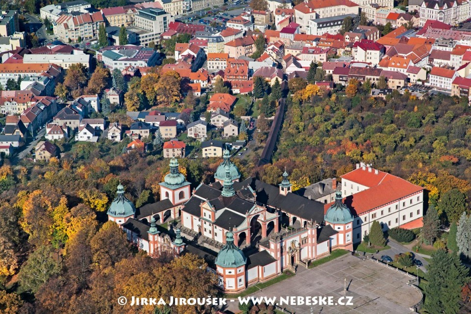 Svatá Hora a Svatohorské schody /J927