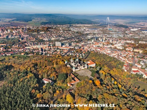 Svatá Hora, Příbram, Brdy /J928