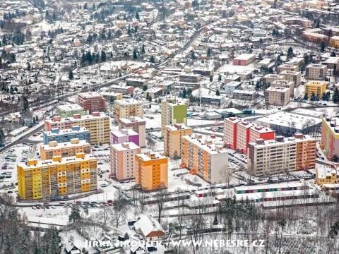 Zimní Drkolnov /J945