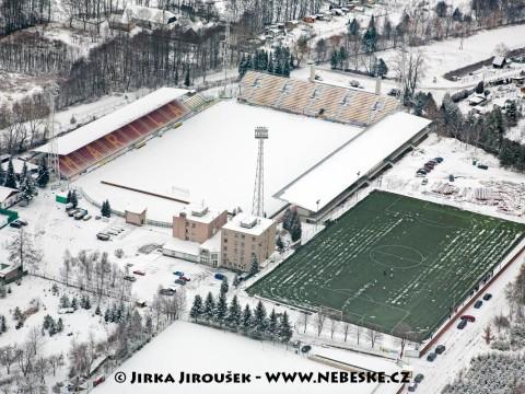 Fotbalové hřiště Baník /J936