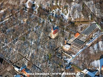 Příbramský zimní hřbitov /J951