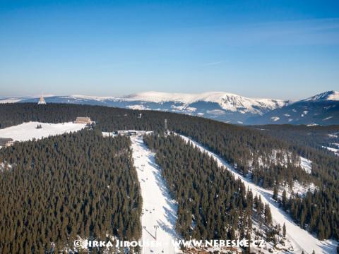 Černá hora Krkonoše /J605