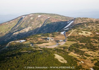 Krkonoše – Zlaté návrší a Kotel /J802