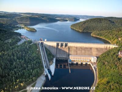 Orlík přehrada /J690