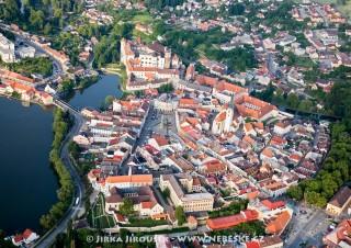 Jindřichův Hradec – historické centrum /J804