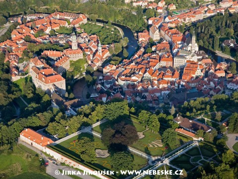 Český Krumlov – historické centrum /J807