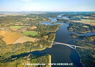 Orlík a Žďákovský most /J693