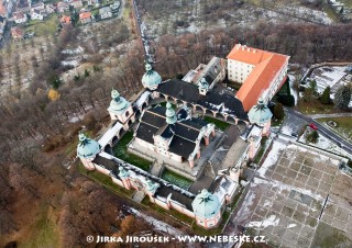 Poutní místo Svatá Hora u Příbrami /J811