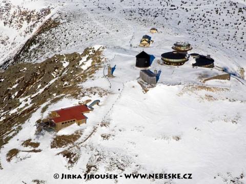 Sněžka – vrchol /J576