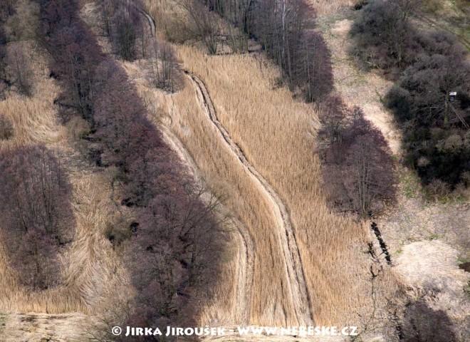 Podzimní okolí potoka /J817