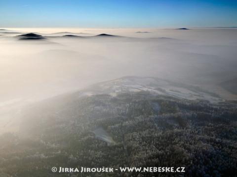 Běřín a vrcholky Středních Brd /J257