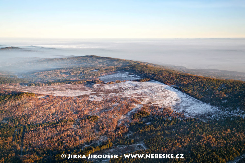 Dopadovka Brda a vrch Sádek /J296