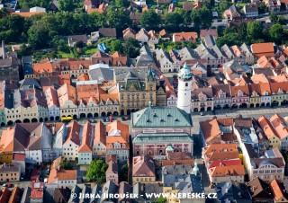 Domažlice – historické centrum /J826