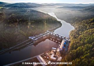 Štěchovice – přehrada /J680