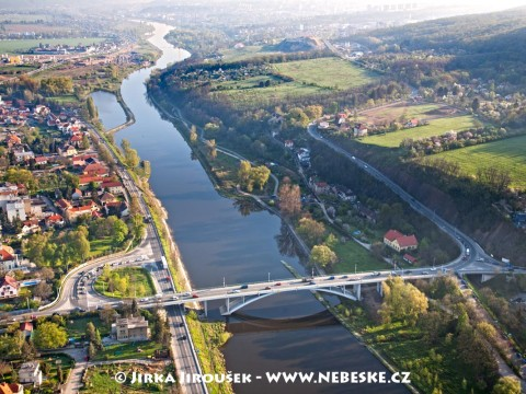 Zbraslav – most Závodu míru