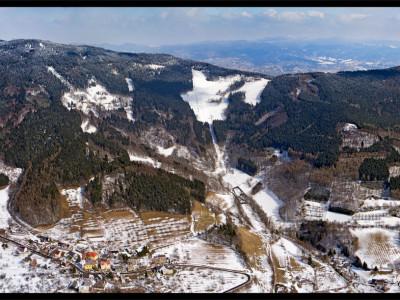 Ještěd – panorama /J443