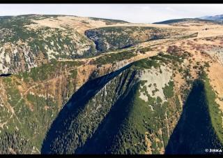 Luční hora – podzimní Krkonoše /J613