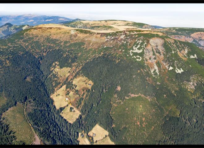 Obří důl a Studniční hora – podzimní Krkonoše /J611