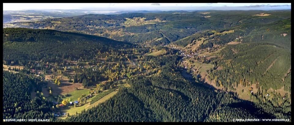Nové Hamry – Krušné hory /J624