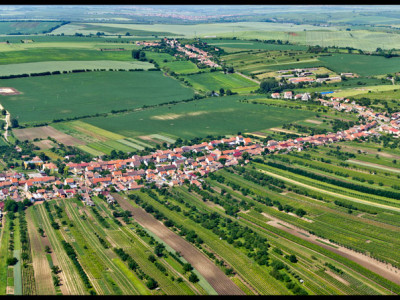 Starý Poddvorov – panorama /J844