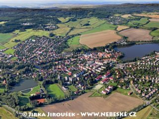 Rožmitál pod Třemšínem – panorama /J1138