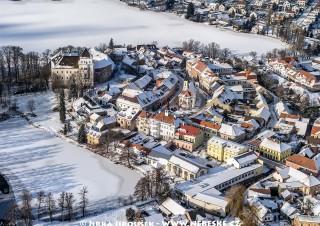 Rožmitál pod Třemšínem – centrum zimní /J1139