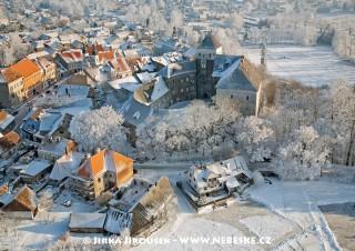 Rožmitál pod Třemšínem – zámek a hrad /J1140