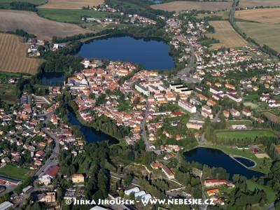 Rožmitál pod Třemšínem – rybníky /J1151