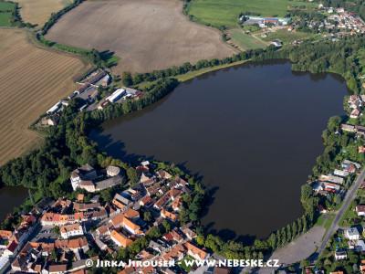Rožmitál pod Třemšínem – Podzámecký rybník /J1152