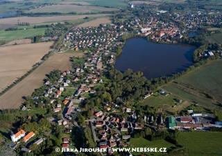 Rožmitál pod Třemšínem od západu /J1143