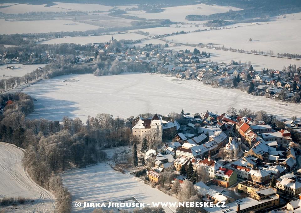 Rožmitál pod Třemšínem – zimní pohádka /J1149