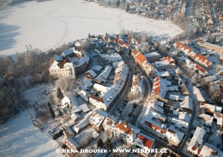 Rožmitál pod Třemšínem – v zimě /J1148