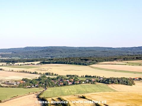 Modřovice v létě /J1155