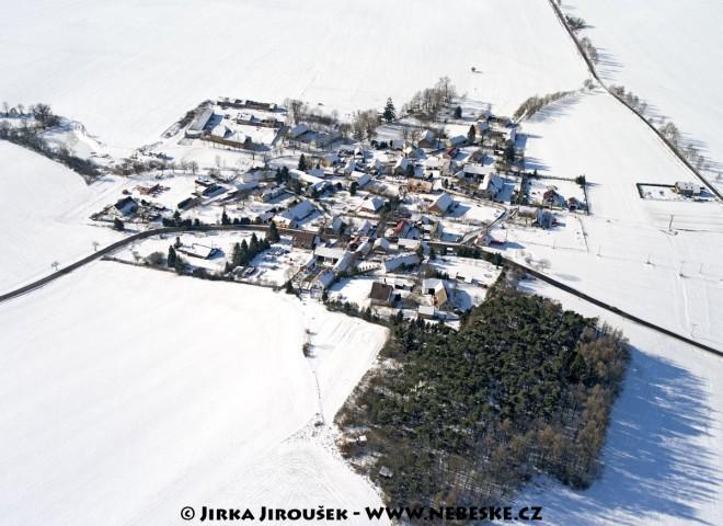 Modřovice zimní /J1157
