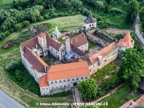Červená Řečice – zámek /J1166