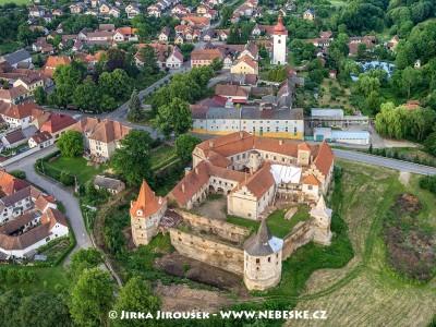 Červená Řečice – zámek /J1169