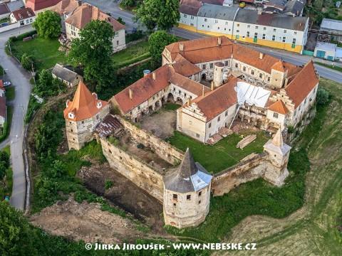 Červená Řečice – zámek /J1168