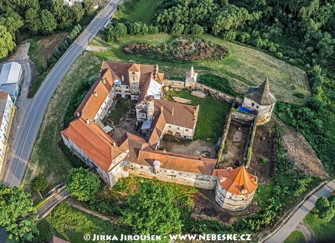 Červená Řečice – zámek /J1171