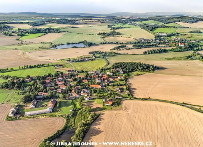 Modřovice, Třebsko, Příbram úplně vzadu /J1162