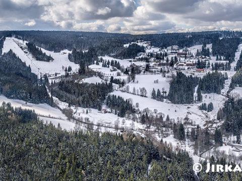 Zadov panorama – Šumava