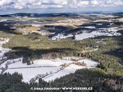 Zadov – Lesní Chalupy  – Šumava /J1183