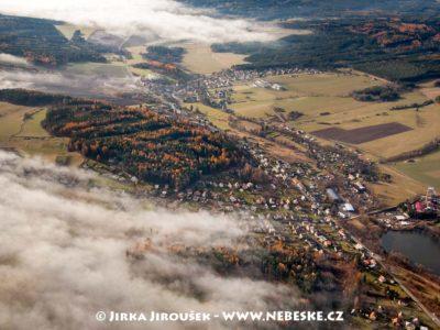 Bohutín a Vysoká pec na podzim /J1190