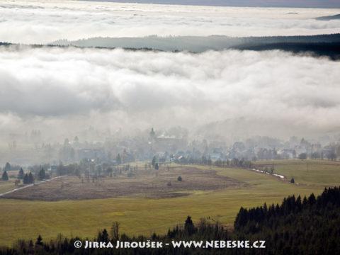 Horní Blatná v Krušných horách /J1209