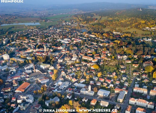 Humpolec – centrum /J1212